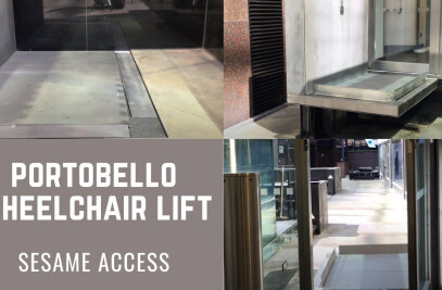 Portobello Wheelchair Lift