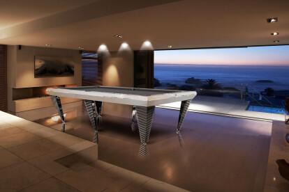 Opera Pyramid Pool Table