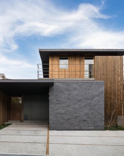 House in Kurakuen