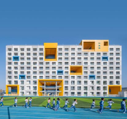 Jinlong Prefab School