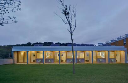 Nursing Home Passivhaus