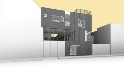 Casa CorManca BIM Model