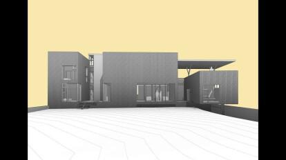 Casa Roja BIM Model