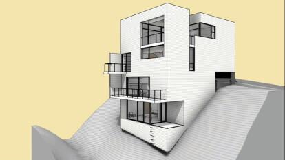 Casa Nur BIM Model