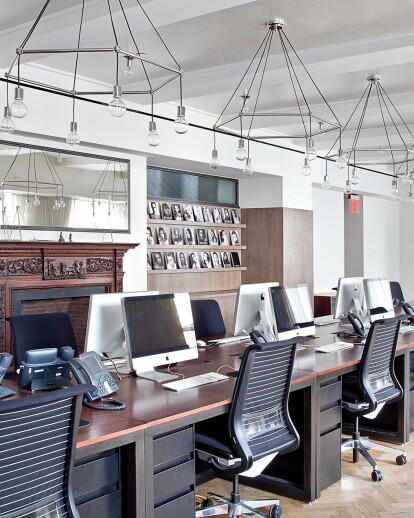 Ford Models Office