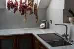Arabescato Michelangelo kitchen