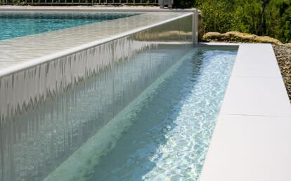 Swimmingpool, Pederobba, Italy