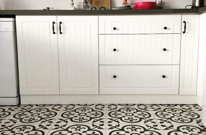 Classics Patterned Cement Tile