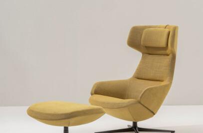 Aston Club - Footrest