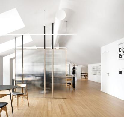 Digital Entity Workspace Top Floor