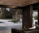 Área descanso y salida al patio