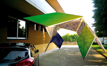 MetroTempo is the structural part of  MatriceOMAP_ movable structure