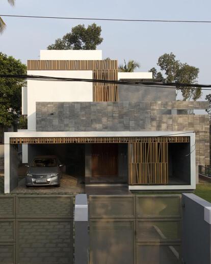 Amballoor House