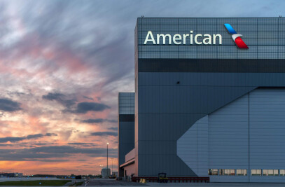 American Airlines O'Hare Hangar 2