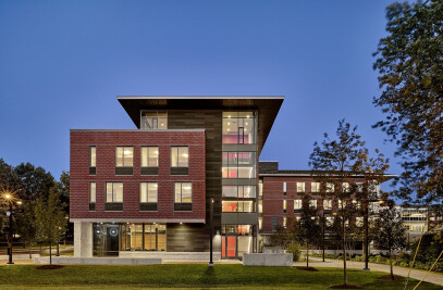 Bates College Kalperis and Chu Halls