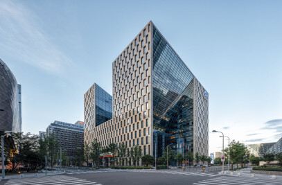 China Construction Bank Headquarters