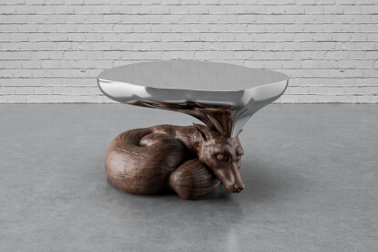 The Dreaming Fox
