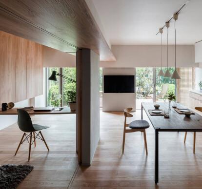 1 Living House