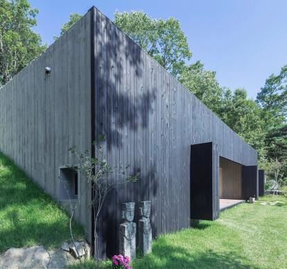 Tilt Roof House