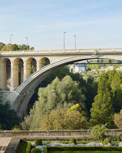 Passerelle Pont Adolphe