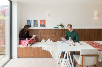 House in Wandsworth – In Praise of Shadows
