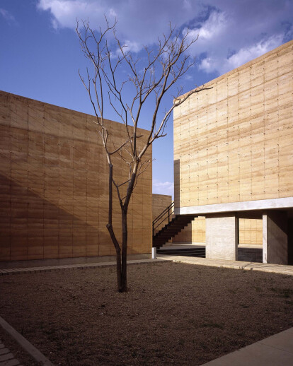 School of Plastic Arts Oaxaca
