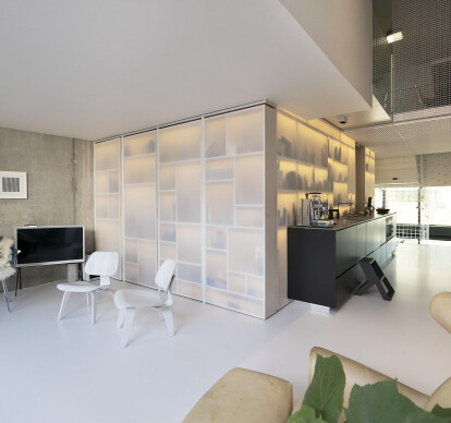 Casco Loft: Interiors for Interaction