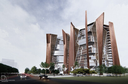 Bangladesh Railway office building