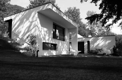 VILLA CHAMBY - ARCHITECTURE & INTERIOR DESIGN