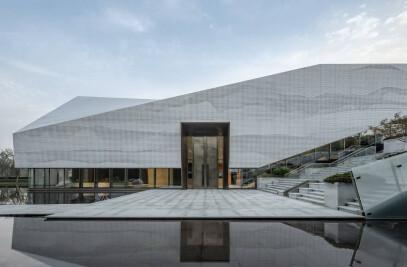 Suzhou Financial Center Exhibition Hall