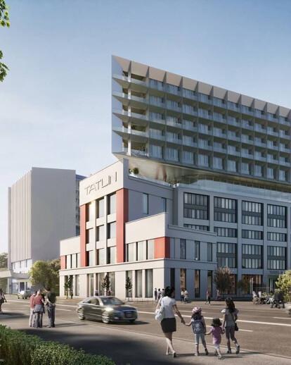 TATLIN Apartments