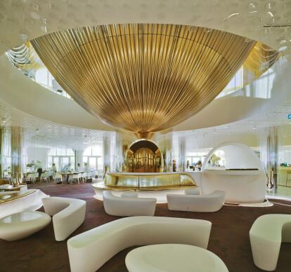 MIX Dubai Restaurant for Alain Ducasse