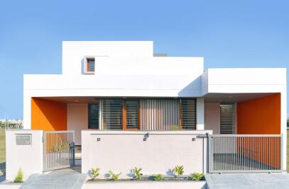 Orange House