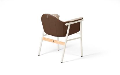 Sacadura / Metal + Luxury Brown