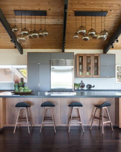 Modern Zen Kitchen