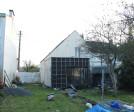 Maison AG l Extension en bois brûlé, méthode du Shou Sugi Ban.