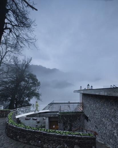 Songyang Original Cottage: Artificial Nature