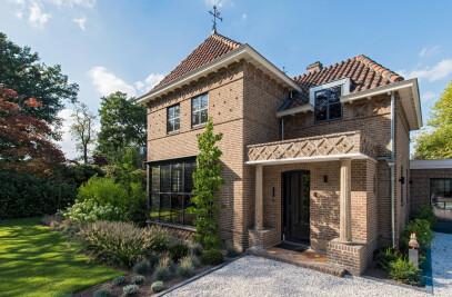 Verbouw monumentatle villa
