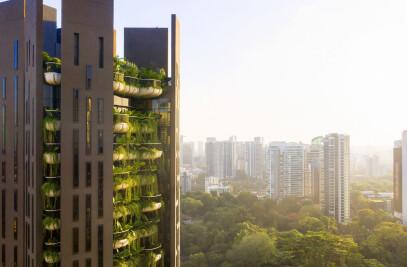 EDEN Singapore Apartments