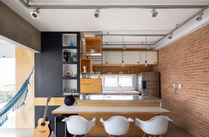 Apartamento Tibagi