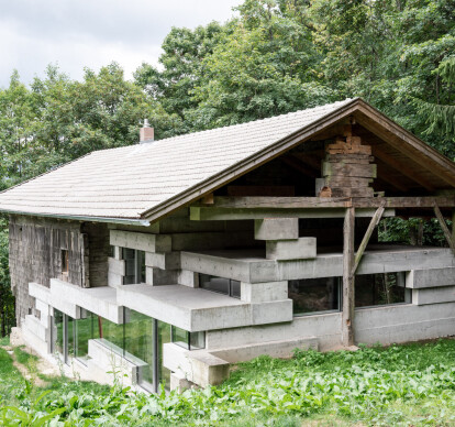 SCHEDLBERG Contemplation house