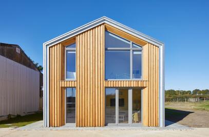 Ringmer Passivhaus