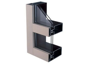 Tubelite 400 Series Curtainwall