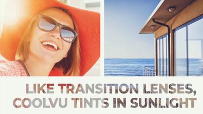 CoolVu Transitional Window Film