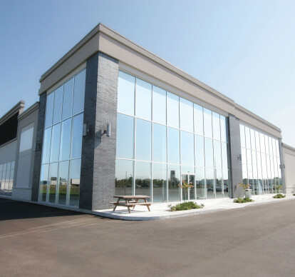 CoolView Transitional Window Film - Commercial Applications