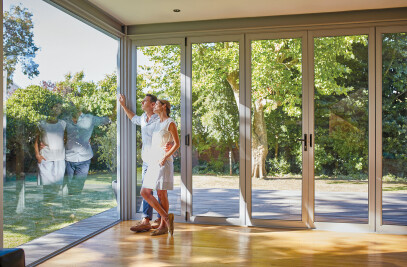 CoolVu Transitional Window Film - Residential Applications