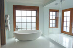 LC Privacy Glass - Frosted/Private