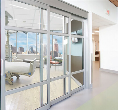 LC Privacy Glass - Healthcare