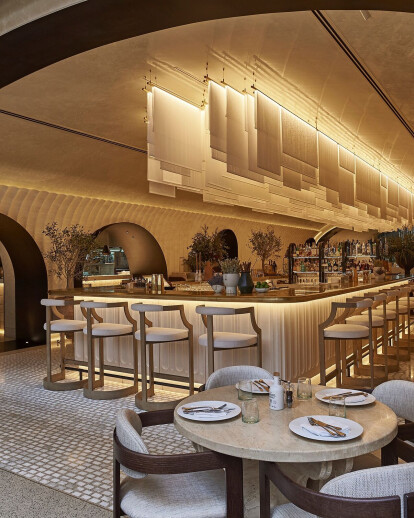 Athenian grit comes to life with a new dining concept for the UAE