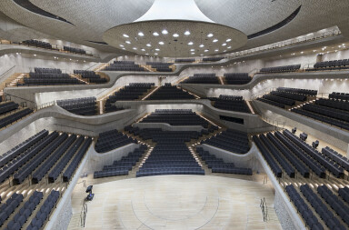 How to create great acoustics in grand spaces